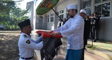 Kemeriahan 17 Agustus di Al Ashriyyah Nurul Iman Islamic Boarding School