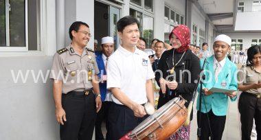 Baksos Kesehatan Polda Metro Jaya dan Tzu Chi Di Al Ashriyyah Nurul Iman