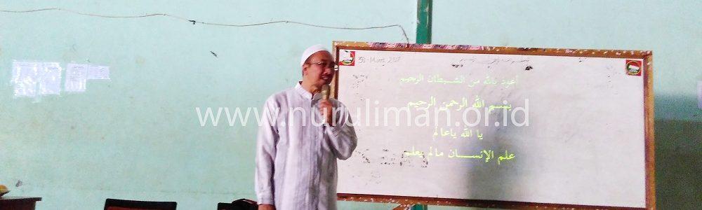 Training Of Trainer Metode Membaca Al Qur'an Mama-Papa Di Al Ashriyyah Nurul Iman