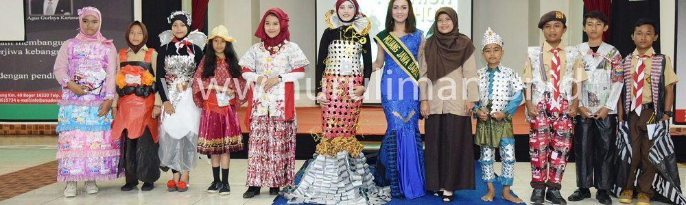 Delegasi Al Ashriyyah Nurul Iman Borong Piala Diajang Festifal Dwi Warna