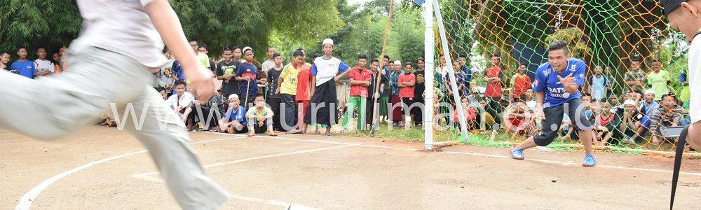 93 Tim Futsal Santri Al Ashriyyah Nurul Iman Ikuti Nusantara Cup 2017