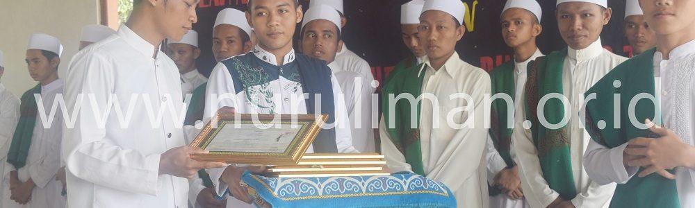 Akhirussanah Dan Wisuda Tahfidzul Qur'an 30 Jus  Bimbingan Hifdzul Qur'an (BHQ)  Pondok pesantren Al Ashriyyah Nurul Iman Parung Bogor
