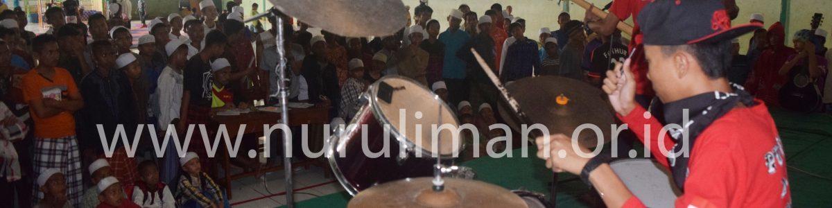 GEBYAR ART FESTIVAL PART II 2017 AL ASHRIYYAH NURUL IMAN