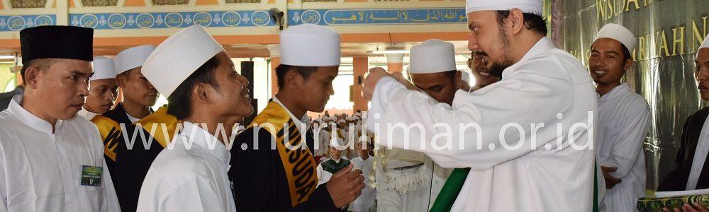 Peringatan Isra' Mi'raj Nabi Muhammad Saw 1438 H Dan Wisuda Al Qur'an 30 Juz Serta Alfiyyah Ibnu Malik Di Pondok Pesantren Al Ashriyyah Nurul Iman