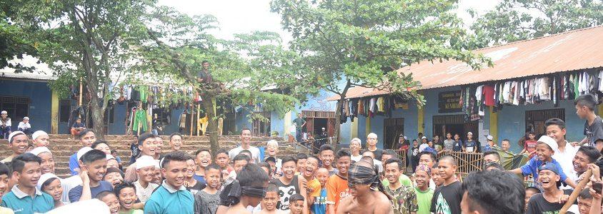 Upacara Kemerdekaan dan Meriahnya Lomba Agustusan di Nurul Iman