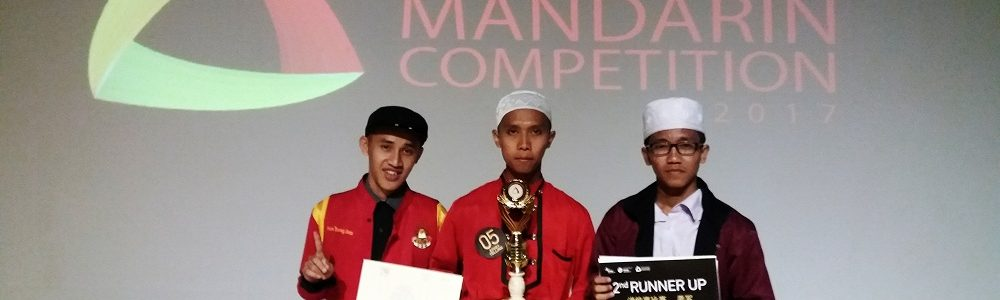 Ketika Santri Unjuk Gigi di National Mandarin Competition