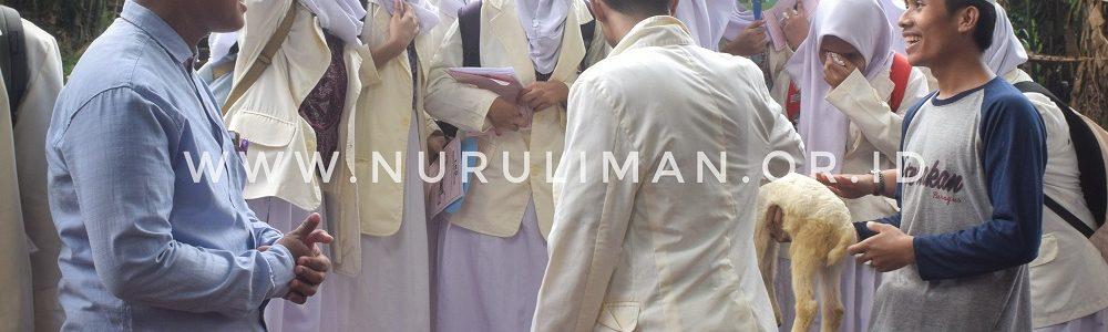 Siswa SMA Dharma Karya Jakarta  Temukan Wahana Edukasi di Nurul Iman