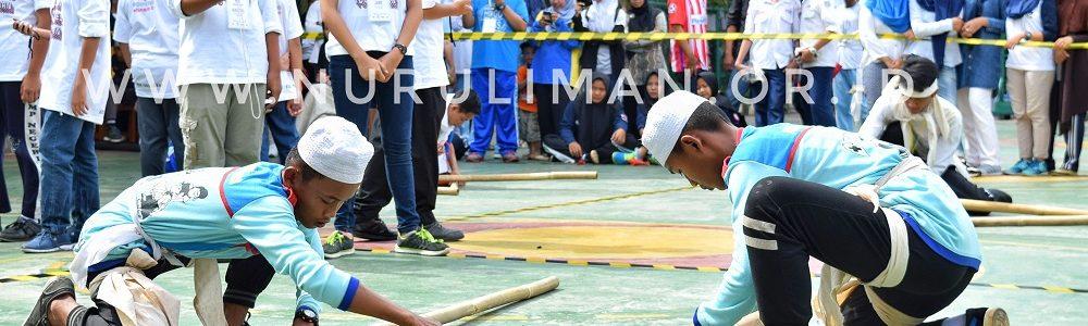Sang Juara Bertahan Tetap Mempertahankan Gelar  (Kiprah PMR Nurul Iman dalam Matareda Fair 2017)