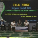 Talk Show Bersama Cokelat Band