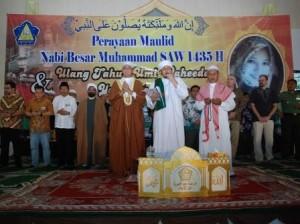Peringatan Maulid Nabi Muhammad SAW 1435H