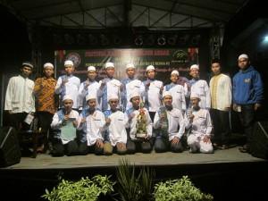 Nurul Iman Juara Satu Festival Hadrah Pekan Muharram RISMA 02 Depok