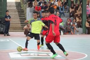 Juara Satu Festival Dwiwarna 2015, Tim Futsal Nurul Iman Beradu Dengan Tim Futsal Nasional