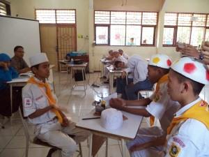 PMR Nurul Iman Kembali Raih Juara Umum AKAS 2015