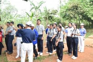 Studi Banding Mahasiswa Taiwan Di Nurul Iman