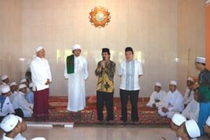 KUNJUNGAN KAPUS PP-PON KEMENPORA RI Ke Yayasan AL ASHRIYYAH NURUL IMAN ISLAMIC BOARDING SCHOOL
