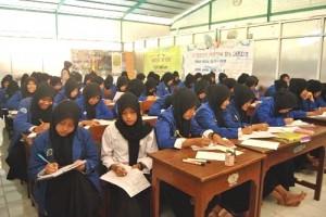 Mahasiswa STAINI Parung Bogor