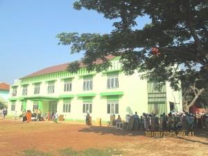 Rusunawa Yayasan Al Ashriyyah Nurul Iman Islaic Boarding School Parung Bogor