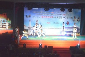 Tae Kwondo Nurul Iman N-Lion.