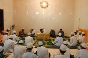 Ta'lim Hadits bersama Habib Muhammad Waliyullah bin Syekh Habib Saggaf