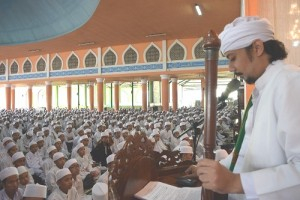 Khutbah Iedul Adha Habib Muhammad Waliyullah bin Syekh Habiib Saggaf