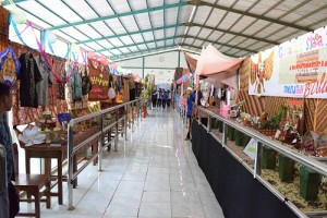 Pameran Batik di STAI Nurul Iman, Yayasan Al Ashriyyah Nurul Iman Islamic Boarding School Parung Bogor.