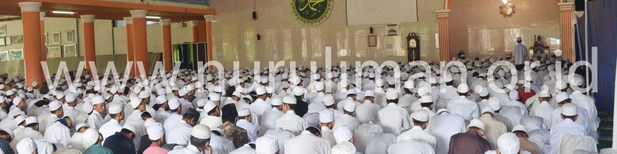 Shalat Idul Adha 1437 H