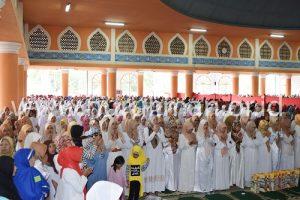 Para Hadirin Pernikahan Barakat 2016