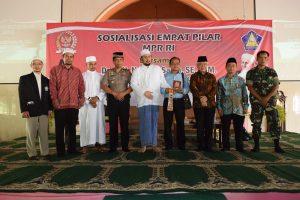 Sosialisasi 4 Pilar MPR RI di STAI Nurul Iman5