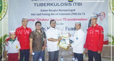 Rayakan Hari Jadi PMI, Nurul Iman Gelar Seminar Kesehatan