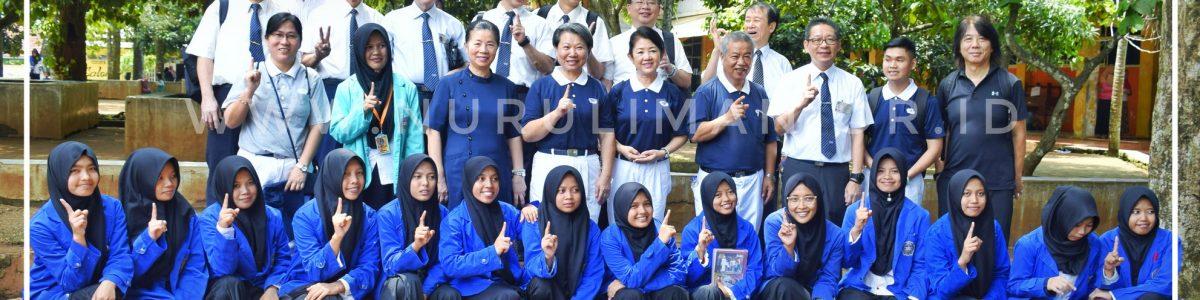 Ketua Tzu Chi Berkunjung ke Nurul Iman