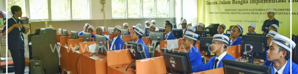 Animator Nurul Iman Ikuti Ujian BNSP