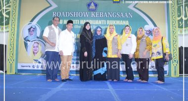 Jalin Silaturahmi, Tutut Soeharto Kunjungi Nurul Iman