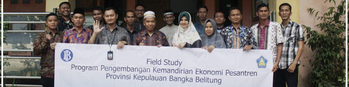 Studi Banding ke Nurul Iman, Bank Indonesia Bangka Belitung Jalin Kerjasama untuk Kemandirian Pesantren