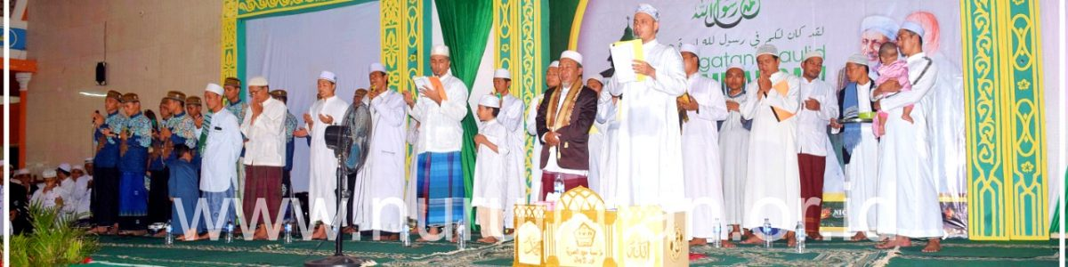 Nurul Iman Peringati Maulid Nabi Muhammad SAW 1441 H
