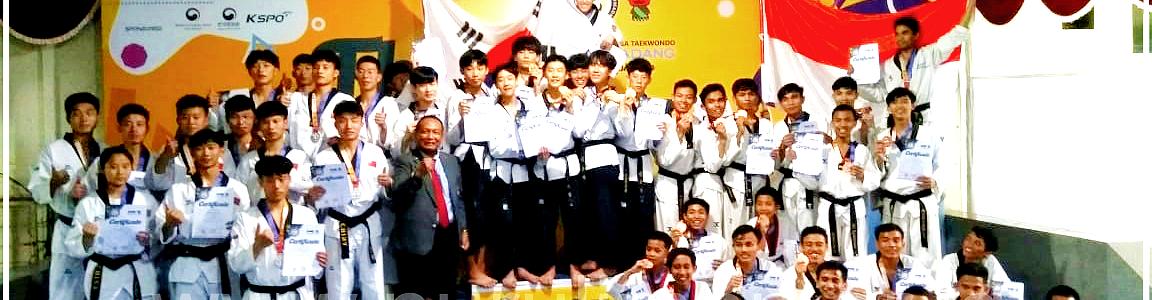 """Nurul Iman N-Lions Raih Berbagai Medali pada """"2019 Indonesia Asia Taekwondo Hanmadang Championship"""""""