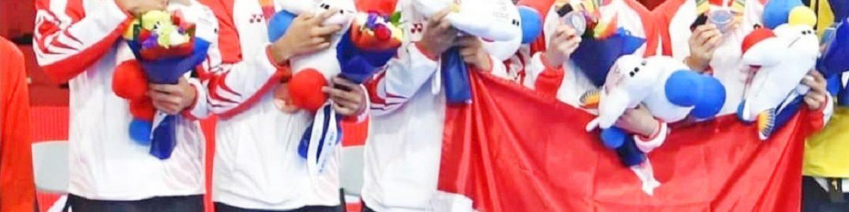 3 Perwakilan N-Lion's Taekwondo Nurul Iman Meraih Medali Perunggu di Sea Games 2019
