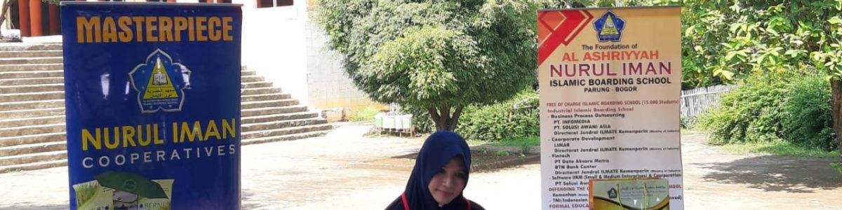 FESyar 2020 Regional Jawa Digelar Virtual, Al Ashriyyah Nurul Iman Islamic Boarding School mewakili ponpes unggulan jabar.
