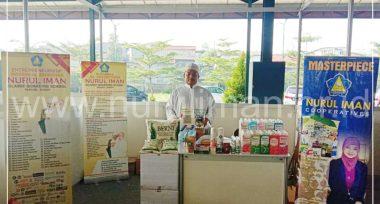 Launching Implementasi Keuangan Inklusif, Qris Pesantren dan Kemandirian Ekonomi Pesantren di Pondok Pesantren Minhaajurrosyidiin Jakarta Timur
